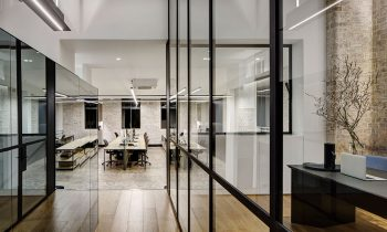 Calida Office - Alexander and Co - Interior Design Archive - The Local Project
