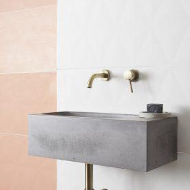 Pod Basin By Concrete Nation Local Australian Bespoke Bathroom Design Gold Coast, Qld Image 1
