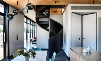 The Triangle House By Molecule Studio Remolds The Traditional Home.
