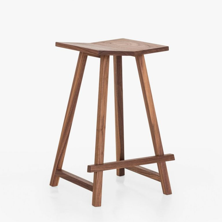 Ust Like Our Drink Of Choice, This Bar Stool Is Neat