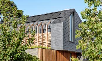 Slate House By Melbourne Design Studios