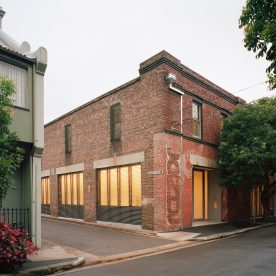 On Tlp Today, We Explore The Light Touch Of Ian Moore Architects' In The Adaptive Repurposing Of An Existing Warehouse Into A Family H