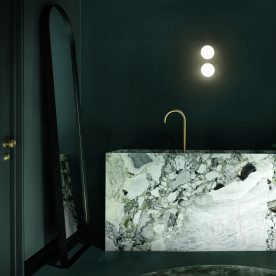 Biasol Cremornest Studio 01 Tondo Mirror