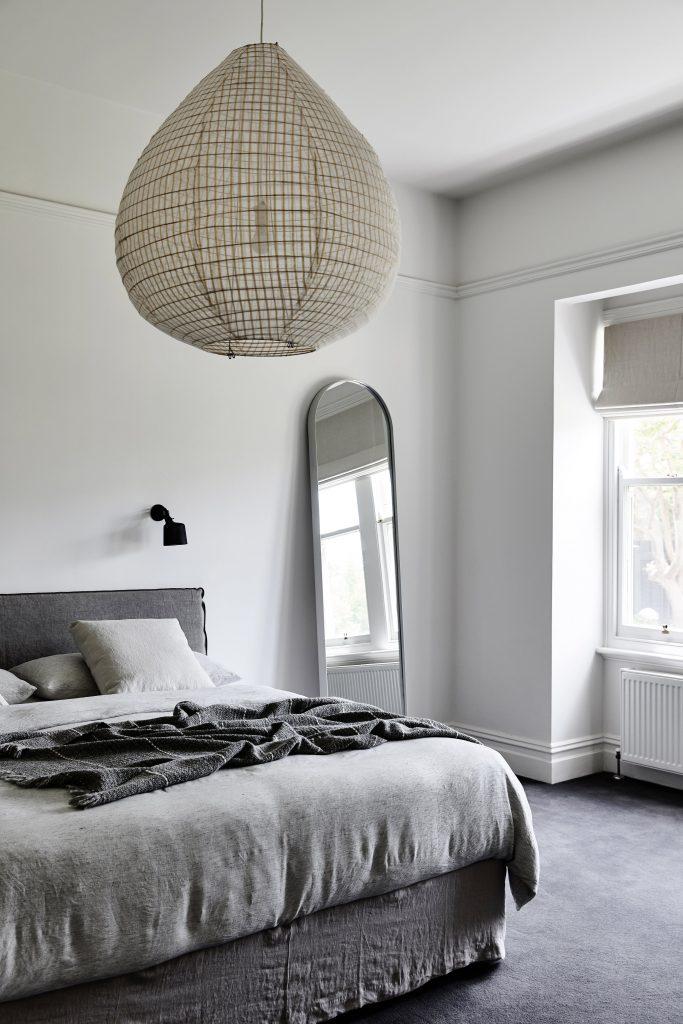 Wellard Architects Downshire Residence Tondo Mirror