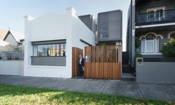 Celebrating Spatial Experience Lilyfield House By Studio 203