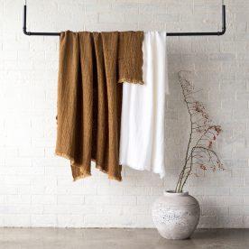 Hale Mercantile Co. Linen Bath Towel