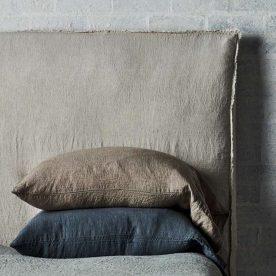 Linen Bedhead