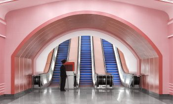 Pyongyang Metro #1
