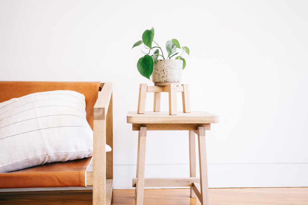Desk Plan Stand Sustainable Greenery Furniture