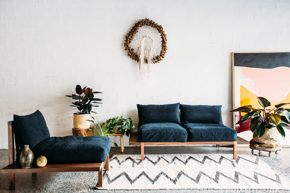 The Finley Sofa (two Seater) Australian Local Design