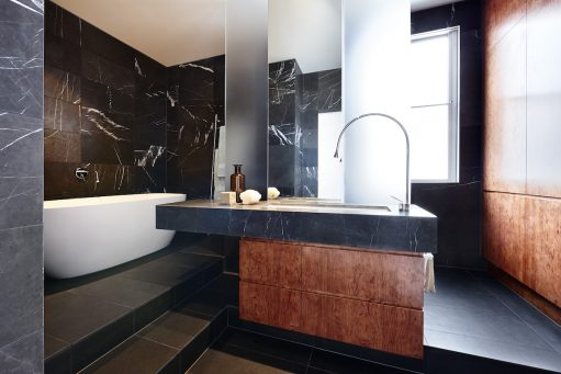 Atelier Wagner Architects - North Fitzroy Bathroom Renovation - Architecture & Photography Archive