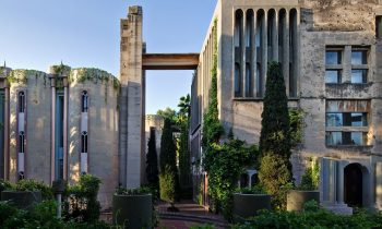 Ricardo Bofill's cement factory conversion home and studio - Image 6