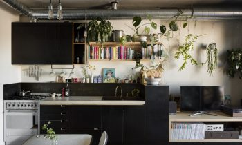 Apartment Kitchen - The Commons by Breathe Architecture