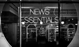 News Essentials Barangaroo - Australian Front Glass - TomMarkHenry - Interior Archive