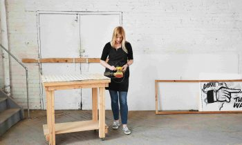 Cadence Hays-Woodworker of the month