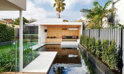 Brighton Bunker - Australian Pool Garden - Dan Gayfer Design - Architecture Archive