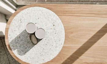 Mammoth Café - Australian Timber Table - Techne Architecture + Interior Design - Interior Archive