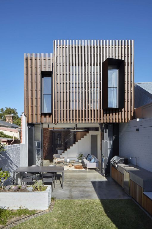 Fitzroy North House by MMAD Architecture | Project Archive | Melbourne, VIC, Australia