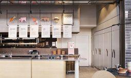Ume Burger by Amber Road - Barangaroo, NSW, Australia - Interior Commercial Design & Architecture - Image 2