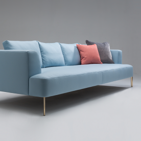 Blue Lounge Pillows - BRYDIE Collection - Ross Didier - Heidelberg West, VIC, Melbourne - The Local Project
