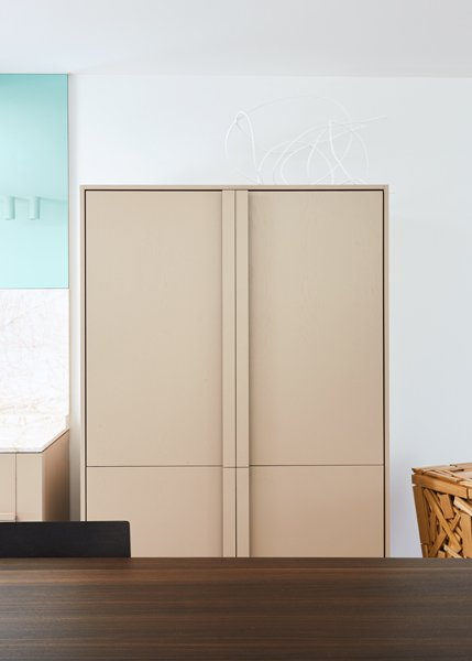 Timber Cabinet - Middle Park House - Fiona Lynch - Collingwood, VIC, Melbourne - The Local Project