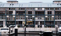 Sydney Architecture, Apartment. Finger Wharf by Architect Prineas, Sydney, NSW, Australia (19)