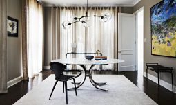 Local Australian Interior Design-Toorak Residence Designed by Hecker Guthrie