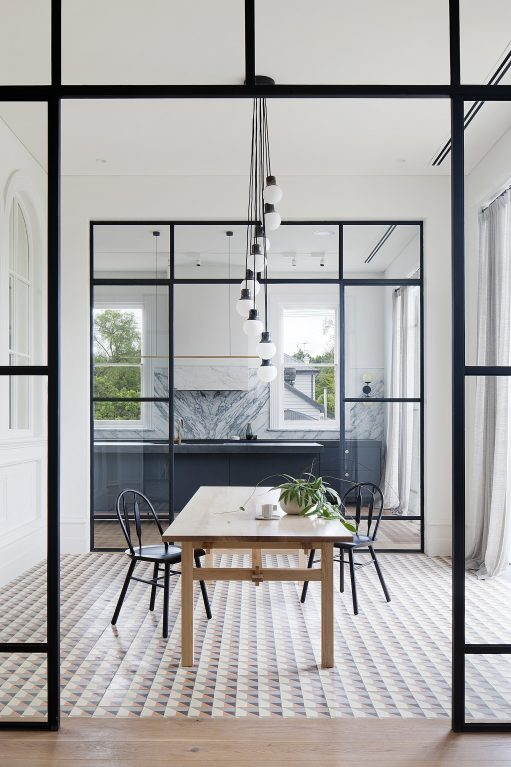 Local Australian Interior Design-Prahran Residence Designed by Hecker Guthrie