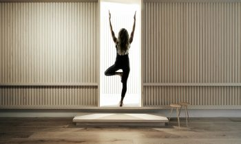 Local Australian Interior Design-Move Yoga Designed by Hecker Guthrie