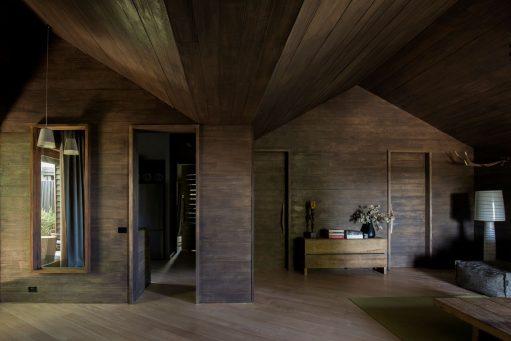 Hardwood House By Adam Kane Architects In Dayelsford, Vic (3)