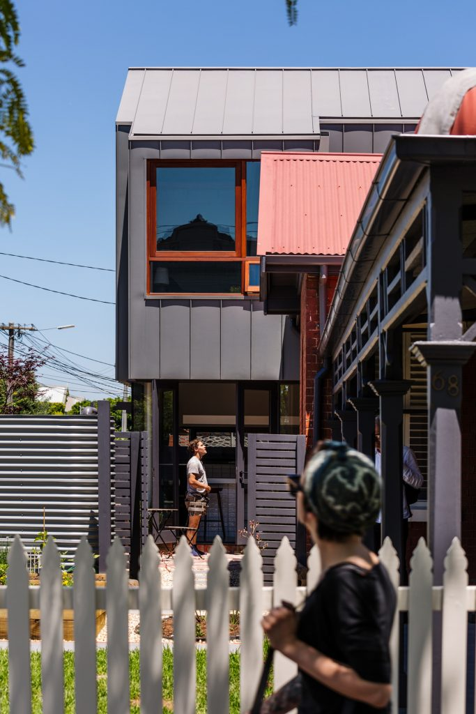 Gallery Of Roseleigh North Fitzroy By Dimase Architects In Melbourne, Vic, Australia (14)