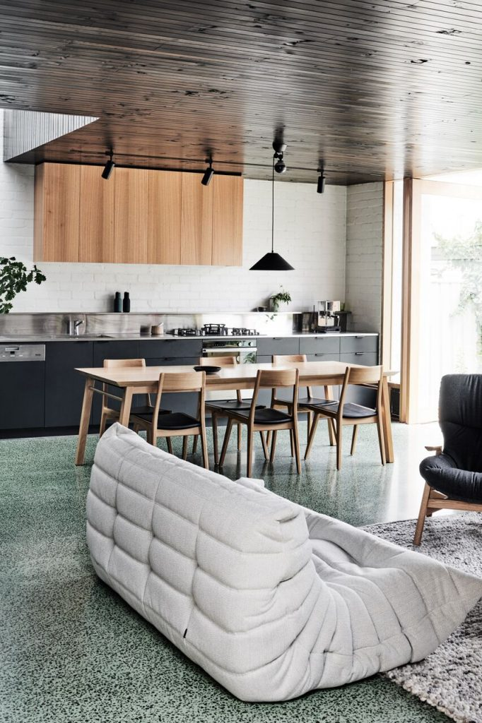 Local Australian Architecture & Design Brunswick West House Created By Taylor Knights 11