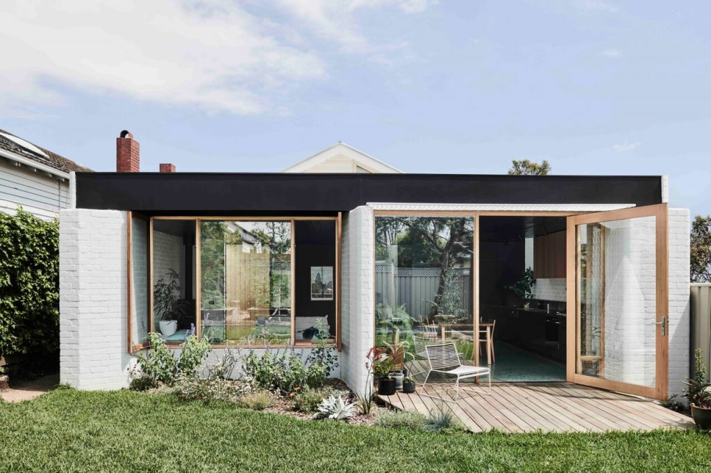 Local Australian Architecture & Design Brunswick West House Created By Taylor Knights 8