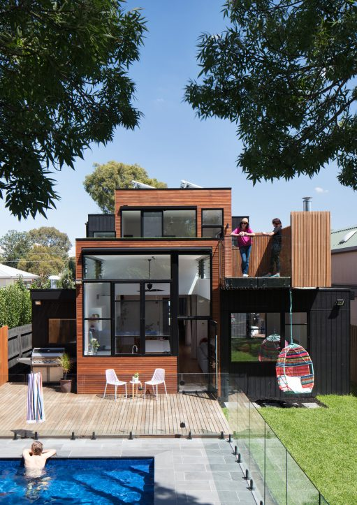 Treetop House By Ben Callery Architects In Melbourne, Vic, Australia (3)