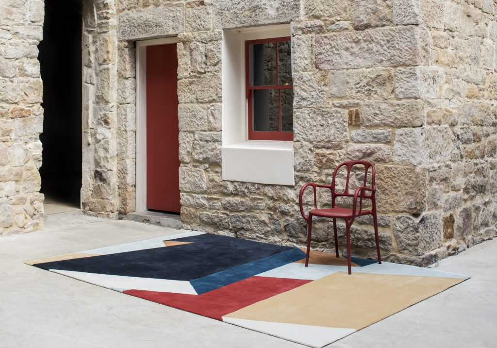 The Journeyman Collection by Mr Frag for Designer Rugs - The Local Project Collection Feature - Photographed by Terrence Chin