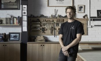 Nick McDonald of Made By Morgen - The Local Project Feature Interview - Australian Local Design