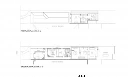 Plans For Gallery Of North Fitzroy House By Am Architecture In North Fitzroy, Vic, Australia (2)