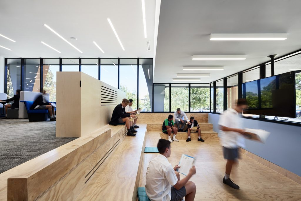 Gallery Of Parade College Nash Learning Centre By Cht