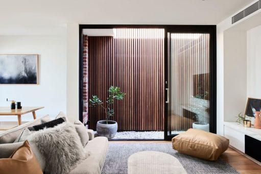 Local Australian Architecture And Interior Design Albert Park Terrace Designed By Dan Webster Architecture 4