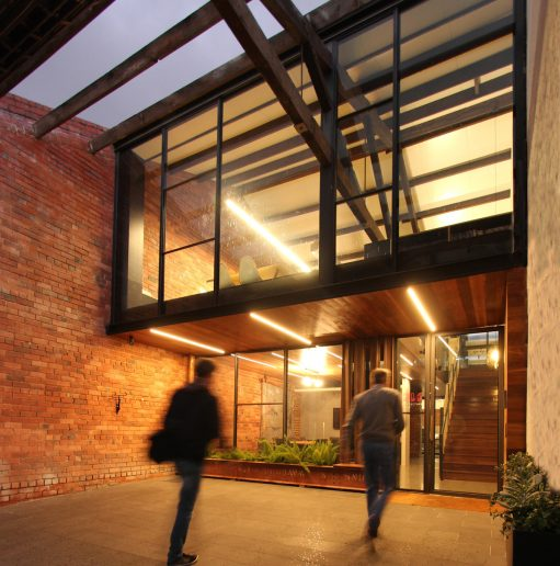 Gallery Of Architect's Warehouse By Idle Architecture Studio In Melbourne, Vic, Australia (2)