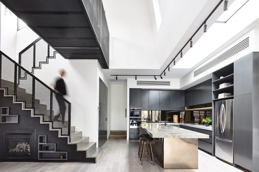 Local Australian Architecture And Interior Design St Kilda West Residence Created By Ewert Leaf 1 Min