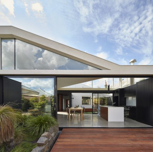Gallery Of Tunnel House By Modo Architecture In Hawthorn, Vic, Australia (10)