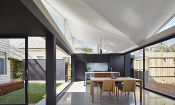 Gallery Of Tunnel House By Modo Architecture In Hawthorn, Vic, Australia (4)