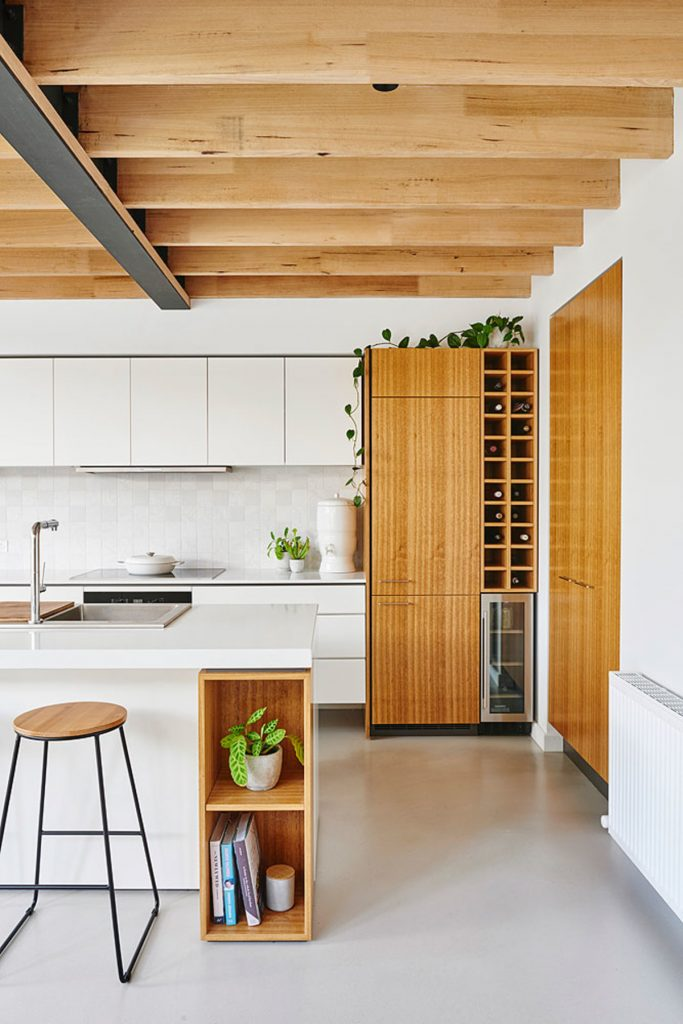 Gallery Of Sustainable Suburban Splendour By Altereco Design In Melbourne, Vic, Australia (16)