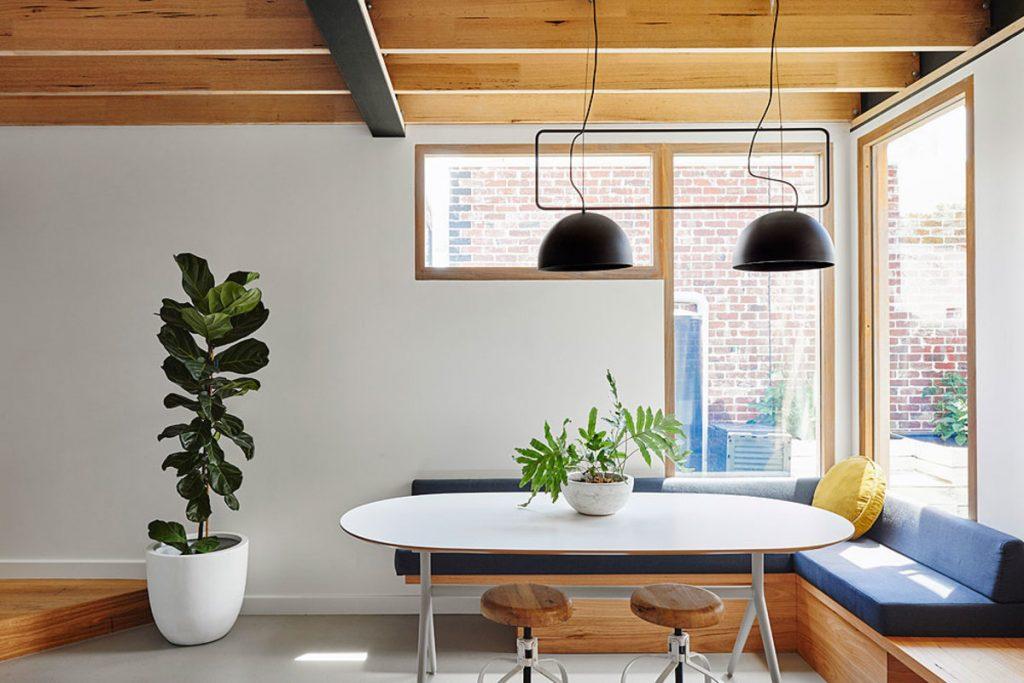 Gallery Of Sustainable Suburban Splendour By Altereco Design In Melbourne, Vic, Australia (14)