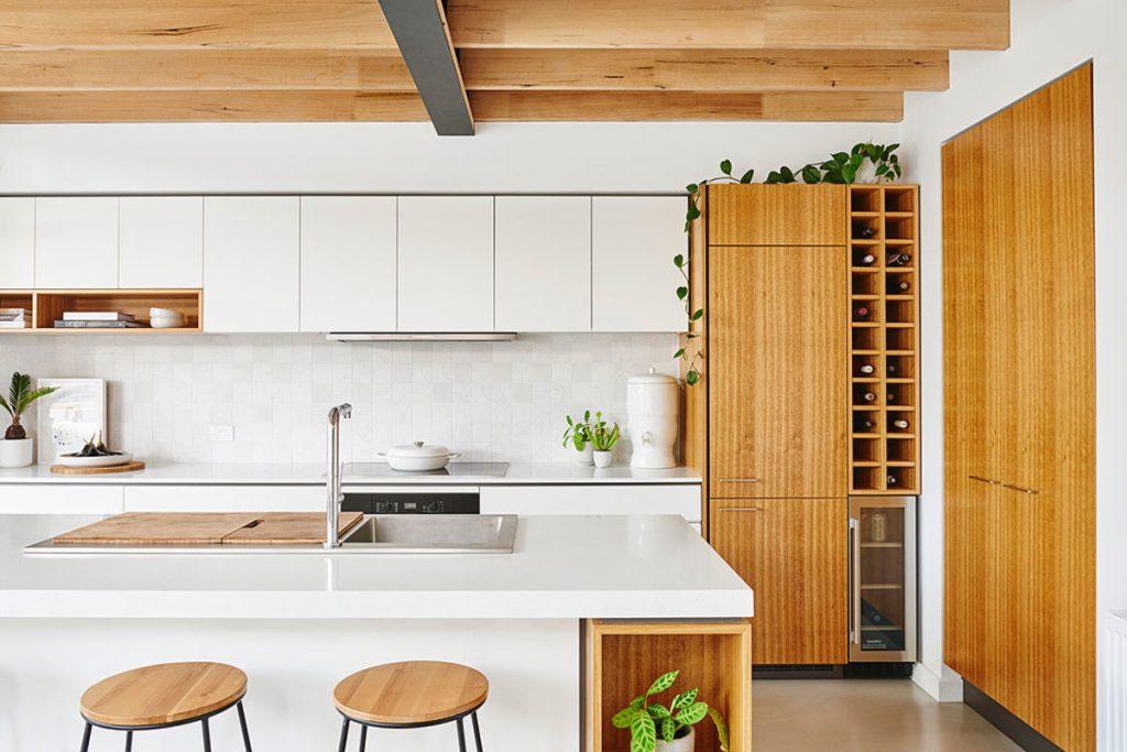 Gallery Of Sustainable Suburban Splendour By Altereco Design In Melbourne, Vic, Australia (10)