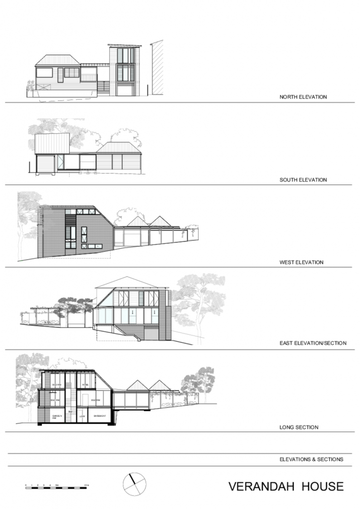 Gallery Of Verandah House By Still Space Architecture In Sydney, Nsw, Australia (1)