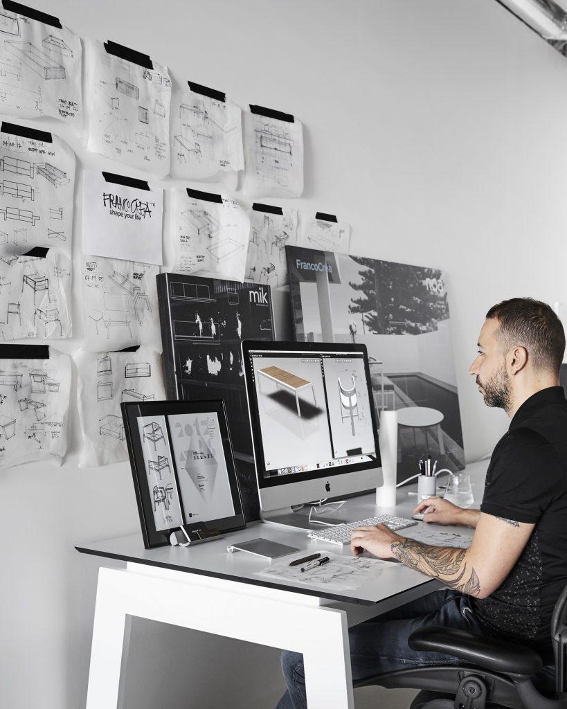 Franco Crea Local Australian Furniture Design Feature Interview The Local Project Mena Collectiontlp Francocrea 09