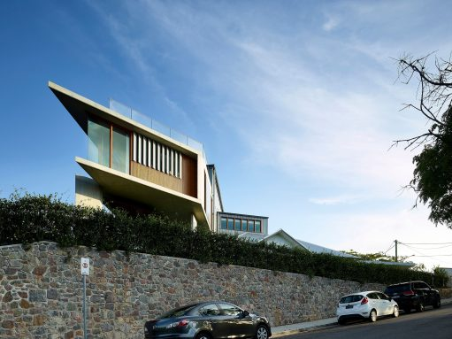 Local Australian Architecture And Interior Design Clifftop House Created By Joe Adsett Architects 2