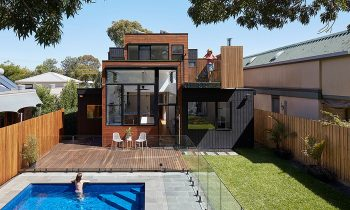 Local Australian Architecture And Interior Design Treetop House Created By Ben Callery Architects 3